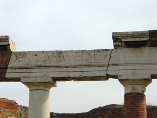 Pompeii photo